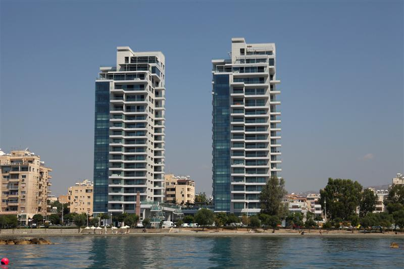 Twin Towers (Olympic Residences): The tallest buildings from 2012-2018