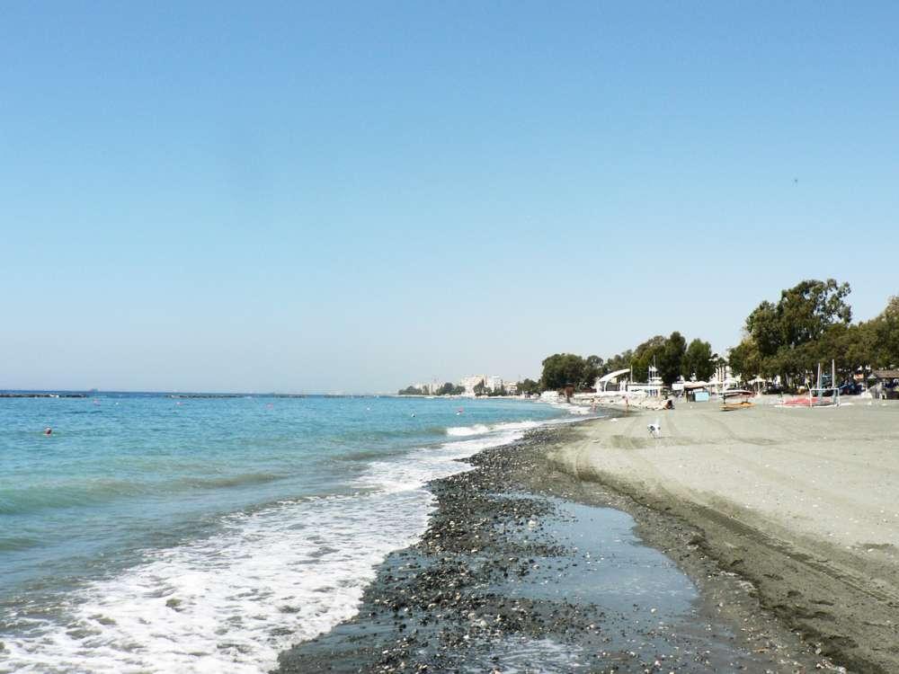 Onisilos Beach - Blue Flag