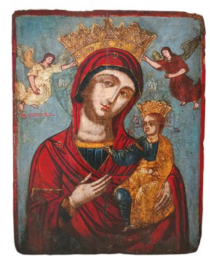 Icons. Sacred masterpieces from the 18th & 19th century