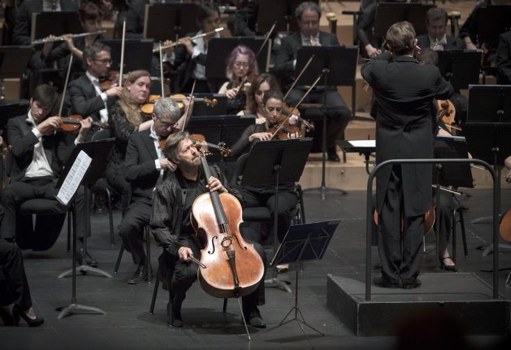 Amsterdam's Royal Concertgebouw Orchestra to kick off Kypria festival