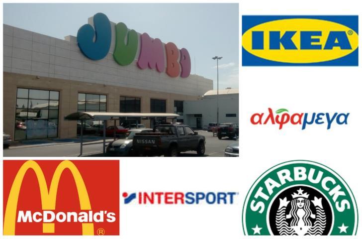 Former Orphanides premises to host big retail brands