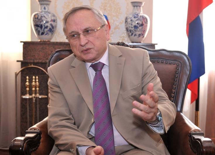 Russia opposes artificial link between UNFICYP's mandate and progress in talks