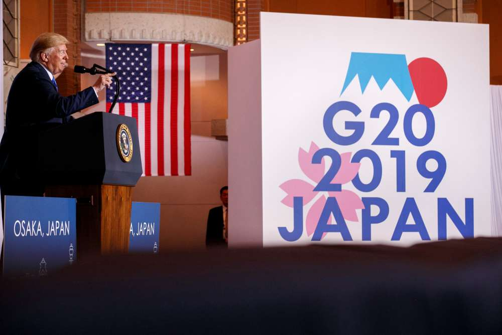 US remains outlier as G20 split over tackling climate change
