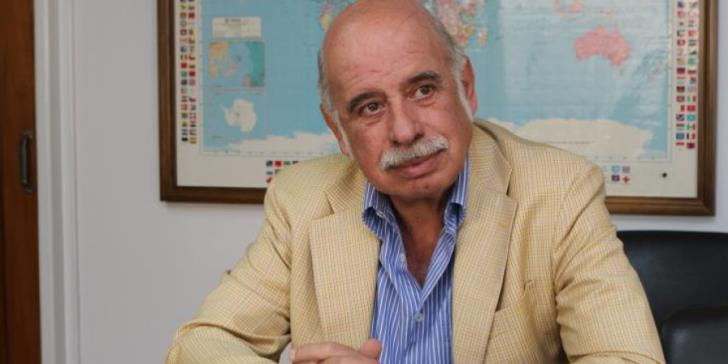 Former education minister Ouranios Ioannides passes away