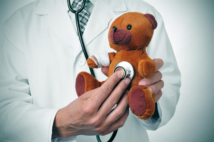 174 paediatricians on general health scheme