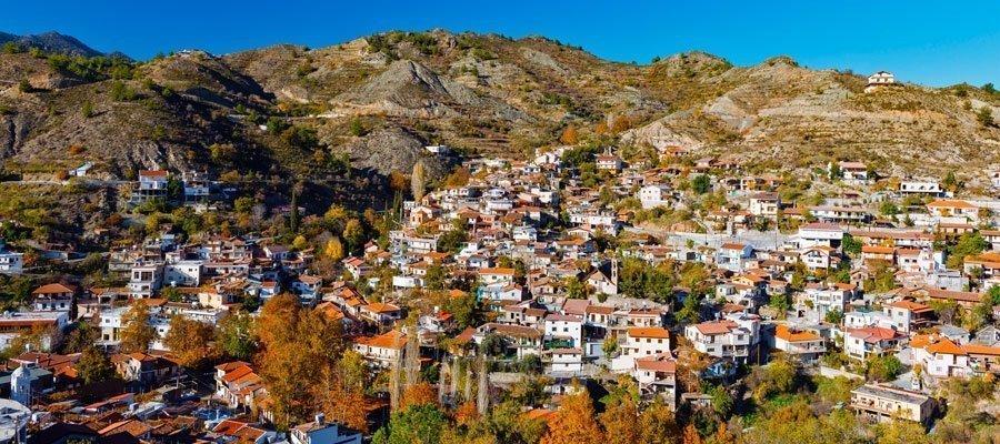 Palaichori Village