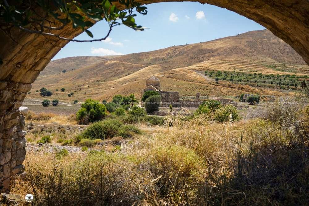 In Xeros Potamos Valley - Panagia tou Sinti monastery - 12 km