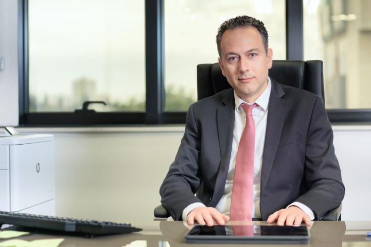 Panicos Nicolaou is the new CEO of the Bank of Cyprus
