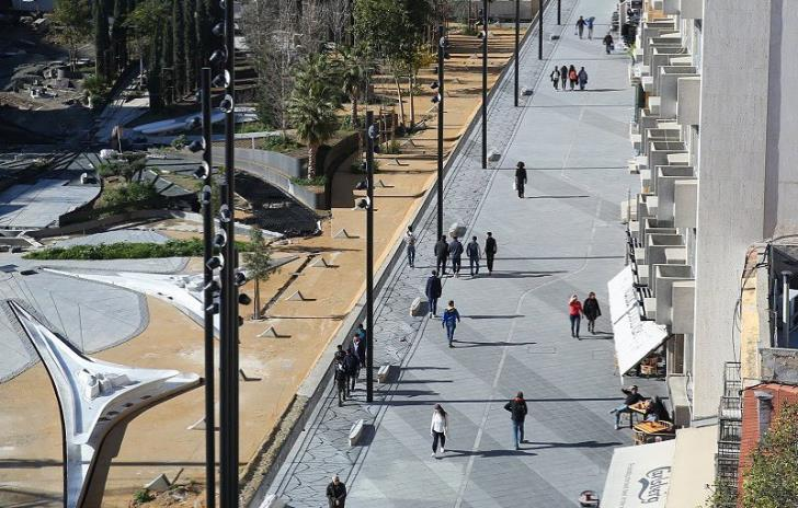 Nicosia municipal council votes to keep C. Pantelides street car-free