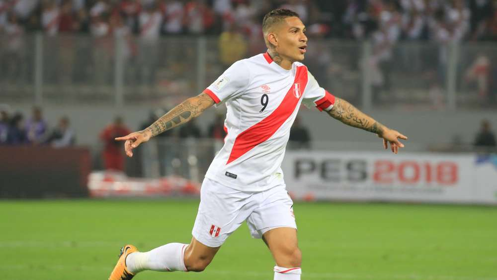 Peru's Paolo Guerrero vows to fight doping ban: 'This is about my honor'