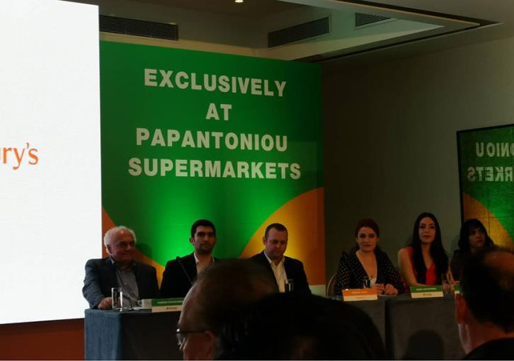 Papantoniou Supermarkets announce agreement with Sainsbury's