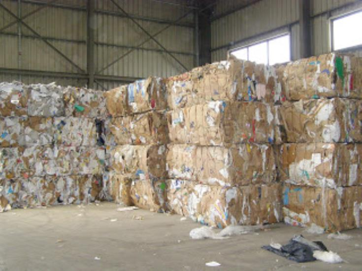 CCCI establishes non-packaging paper waste recycling body
