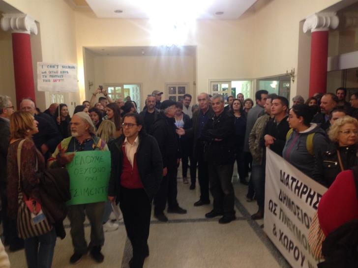 Paphos council votes against cathedral in municipal park