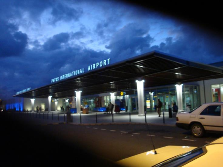Coronavirus: 11 flights to depart on Saturday from Paphos airport