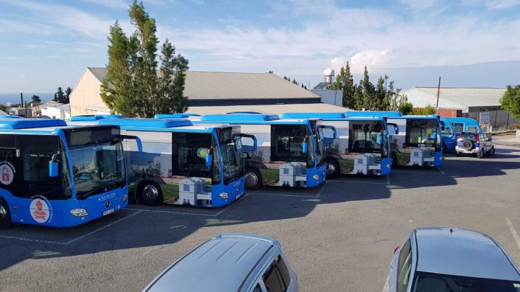 No buses in Paphos as dispute drags on