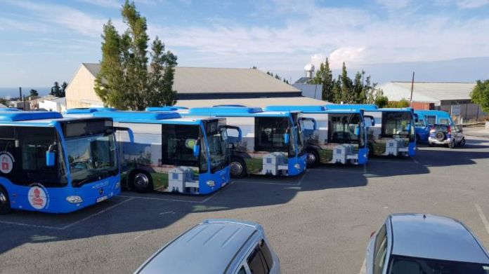 Paphos bus strike underway as ministry tells company to fulfil obligations