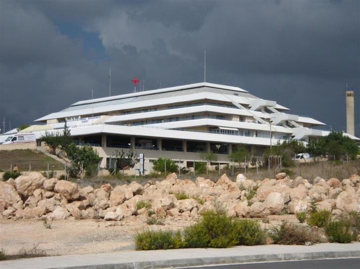 Coronavirus: OKIPI measures for Paphos Hospital