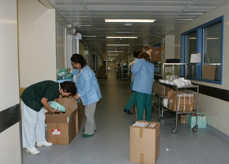 Coronavirus: Paphos hospital remains closed; city at frontline of outbreak