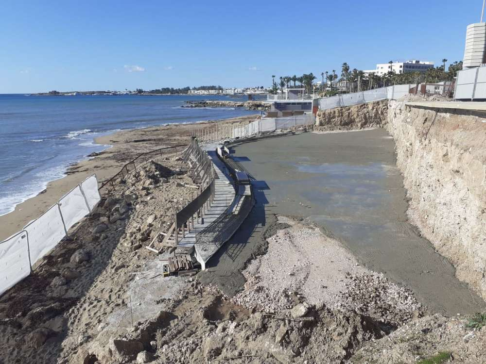 Greens report illegal building at Paphos' Sodap beach (photos)