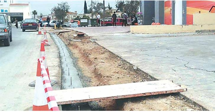 Paphos council to spend more than €1 million to repair pavements