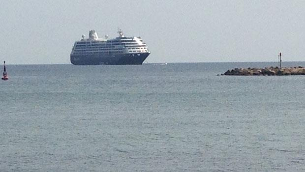 Lack of cruise tourism infrastructure costing Paphos €100