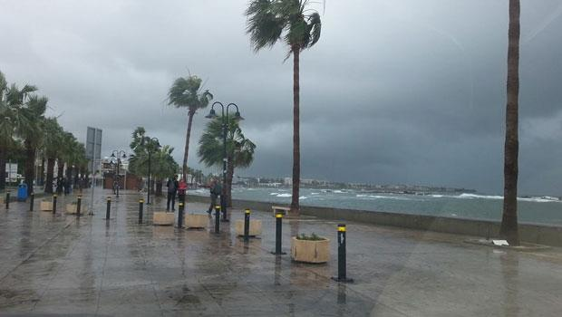 Electricity restored in Paphos communities after overnight storms