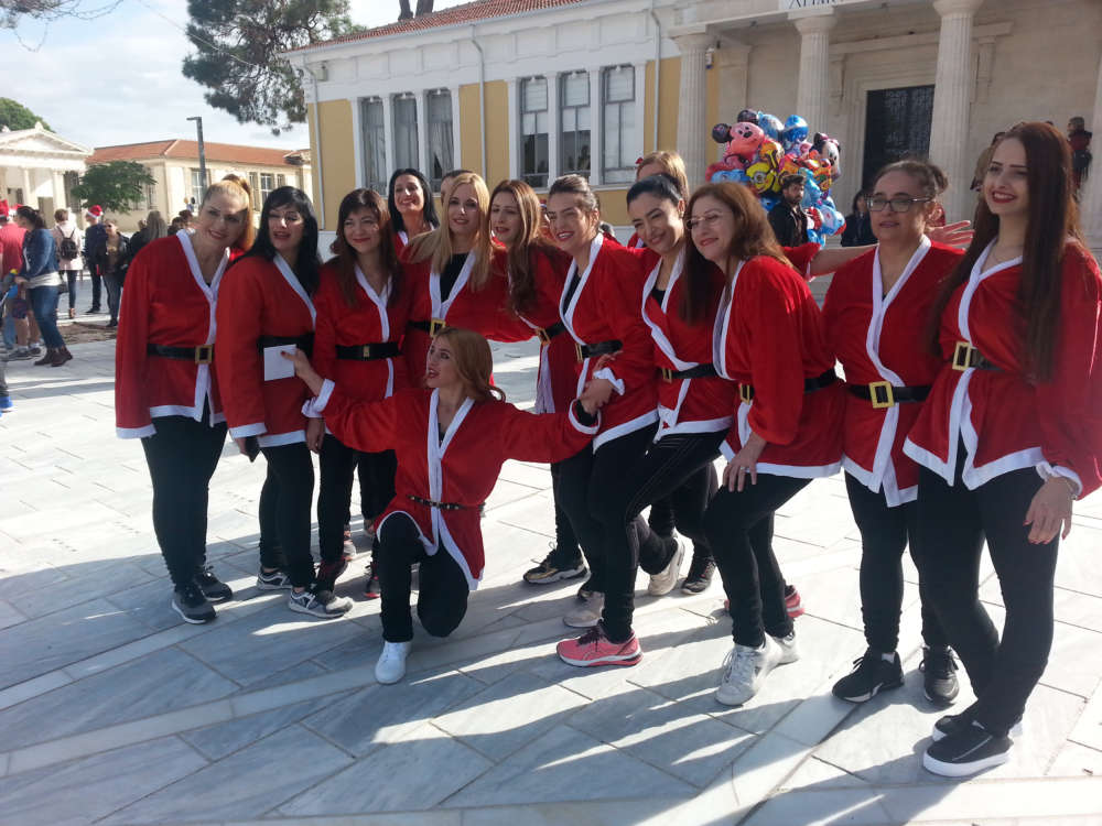 Paphos goes festive in run-up to Christmas (photos)