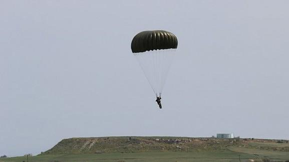 British man in serious condition after parachute accident near Dhekelia base