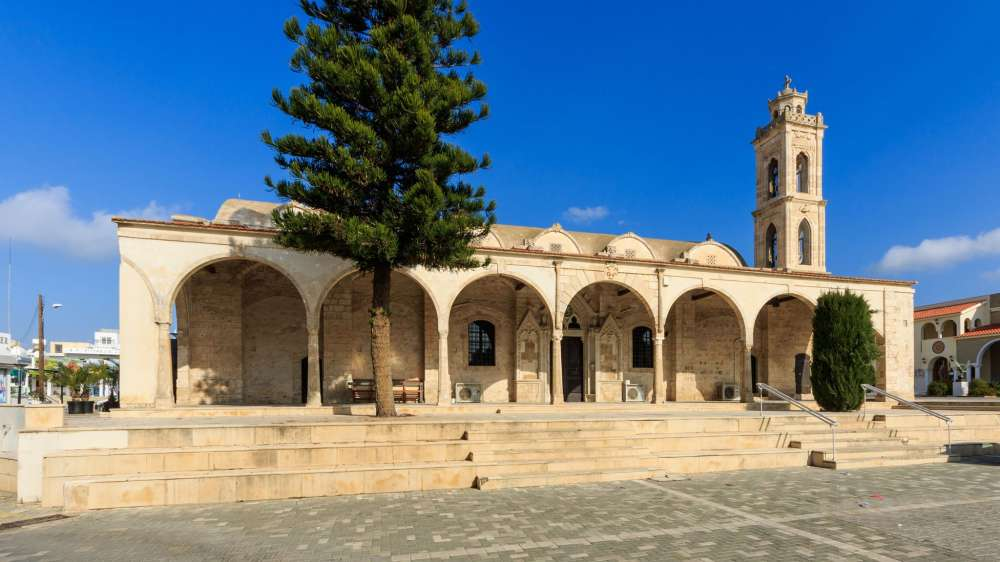 Paralimni plans major €19m revamp of town centre