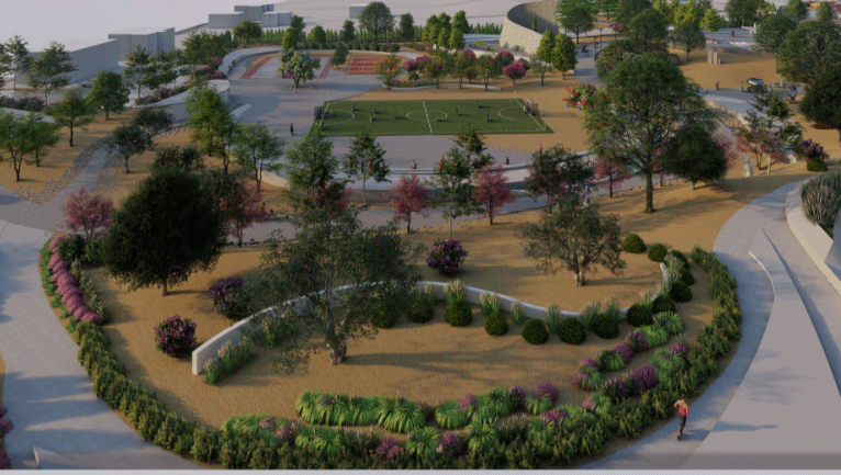 'The Park of Colours' coming to Paphos