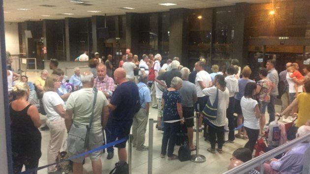 200 passengers stranded in Bulgaria after Paphos flight diverted