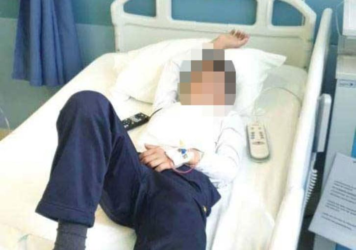 Unwell child refused from Emergencies