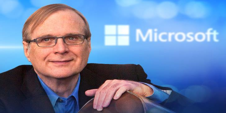 Microsoft co-founder Paul Allen dies of cancer complications at 65