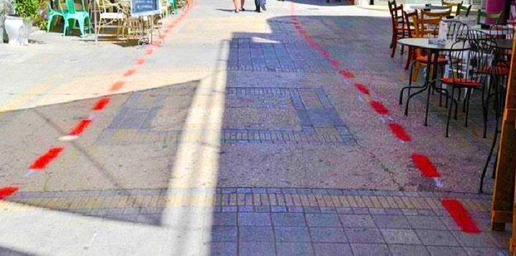 Nicosia municipality in tug of war over 'pavement fee'
