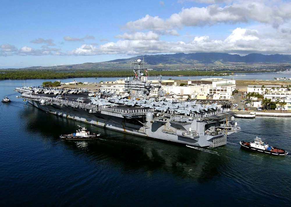 U.S. Navy sailor kills two in shooting at Pearl Harbour base