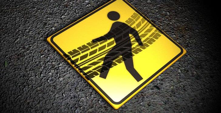 68 year old pedestrian dies after being hit by car