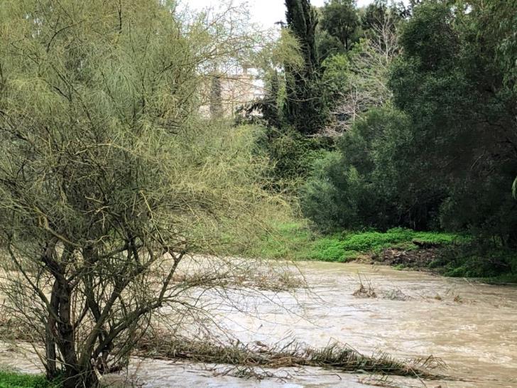 The magic of Pedieos after the rains (photos
