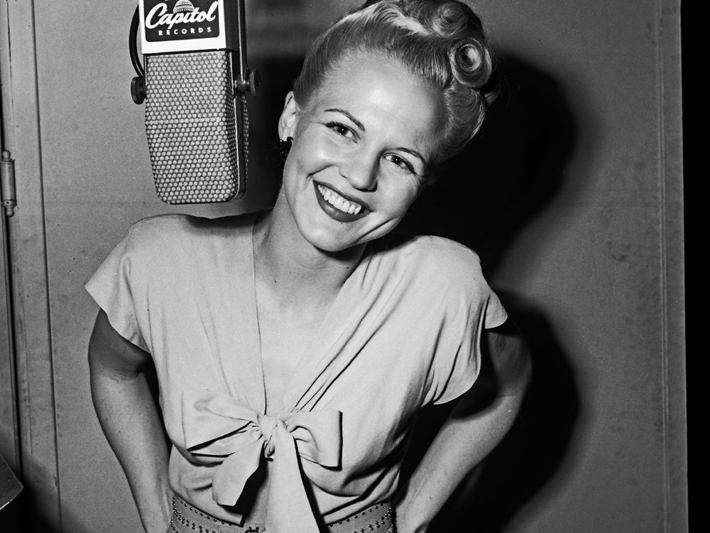 'The Queen of Cool: Peggy Lee!' with the Steppin' Out Jazz Band