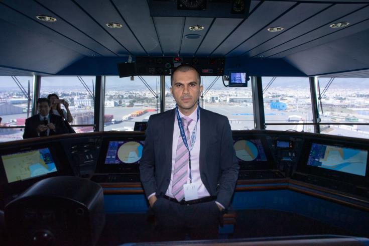 Jewel of Seas docks at Limassol amid renewed interest in east Med cruises