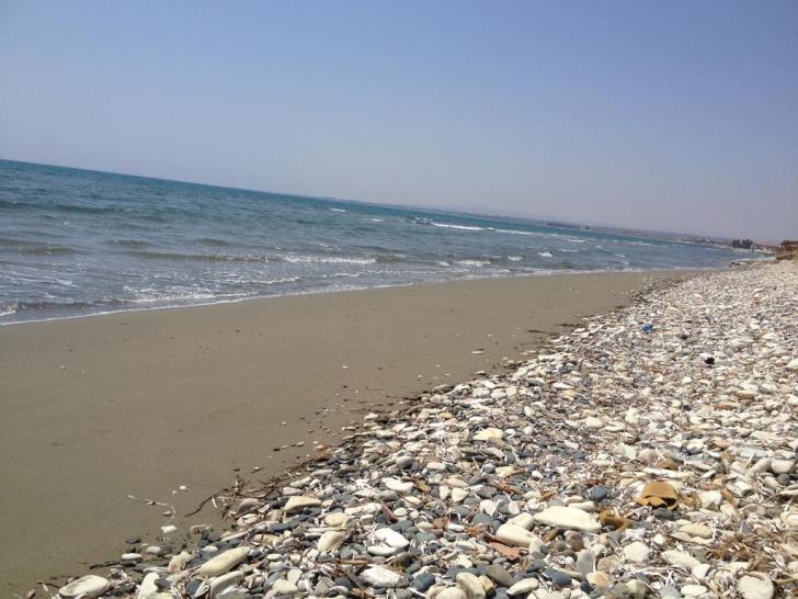 Human remains found on Pervolia beach