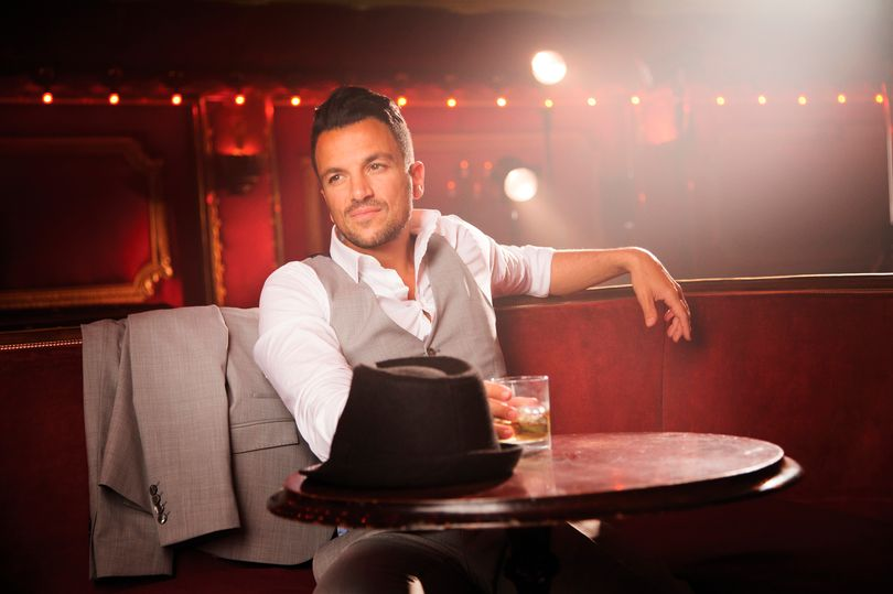 Peter Andre to star in Grease at Leicester's Curve theatre for 2019 tour