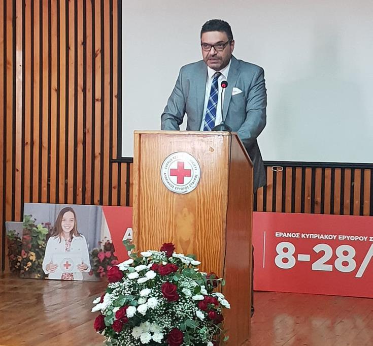 Petrides: 130% increase in asylum applications