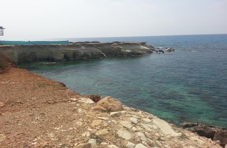 New package of drugs in sea off Peyia