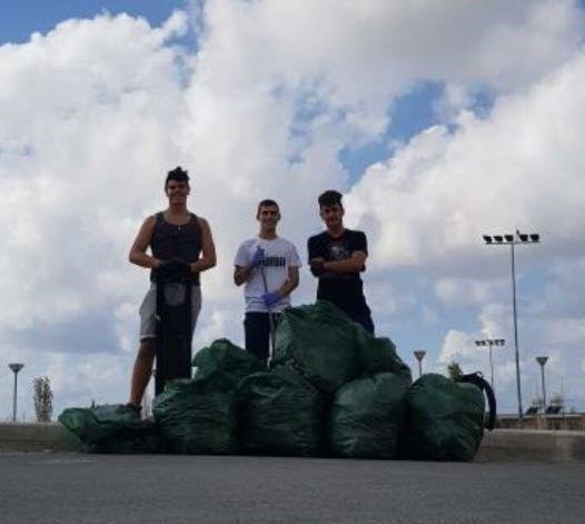 ISOP pupils raise environmental awareness