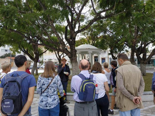 Paphos: 'Meet the locals' free walking tours resume