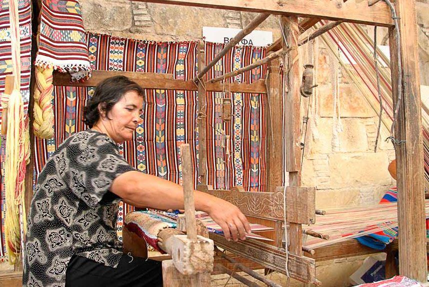 Phyti weaving