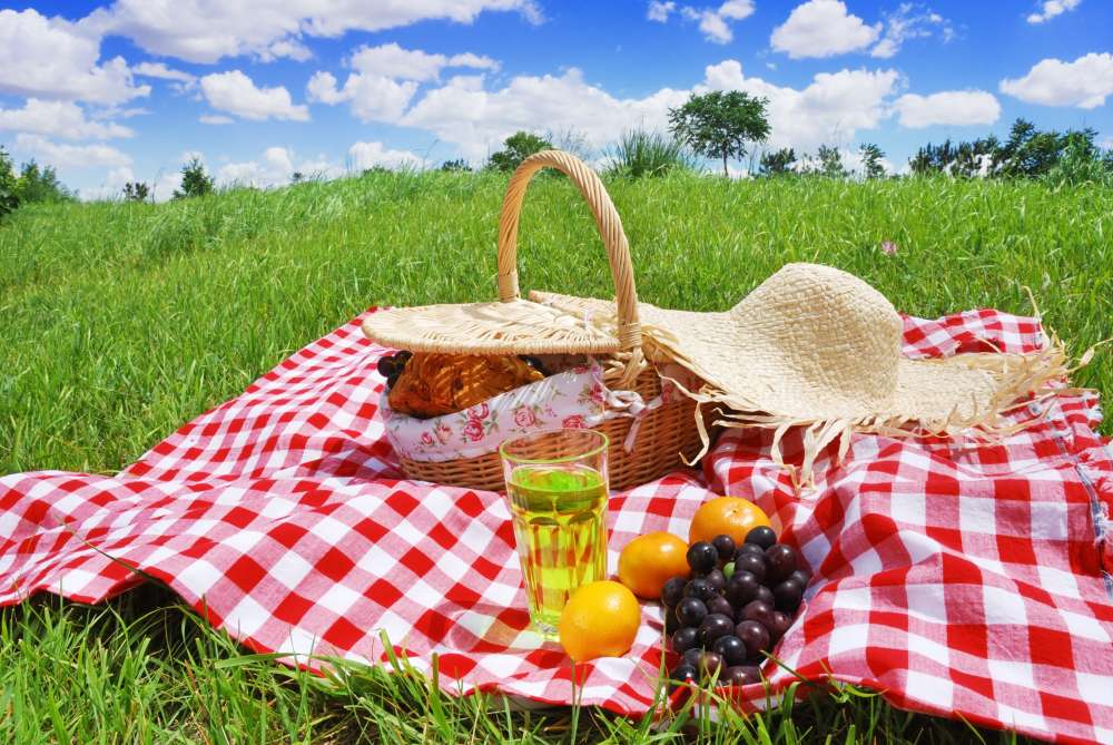 Picnic in Cyprus