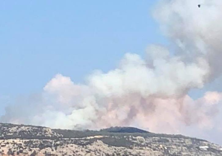 Update: Fire in Pikni forest