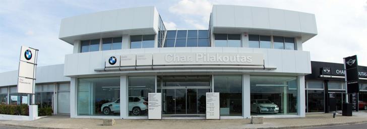 Char. Pilakoutas group to represent Mitsubishi in Cyprus