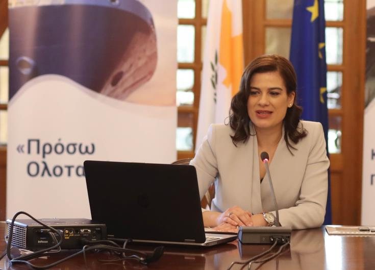 Deputy Minister for shipping ascertains rising confidence in the Cypriot flag